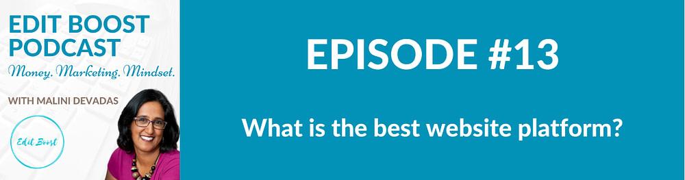 what is the best website platform